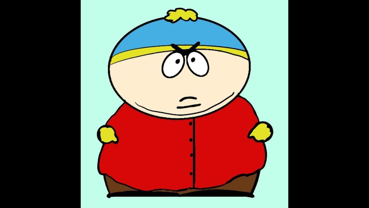 كيفية رسم كرتمان How To Draw Cartman Drawings Teaching Art Draw