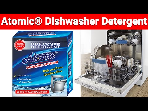 Pin By Atomic India On Atomic India Youtube Channel In 2021 Dishwasher Detergent Best Dishwasher Best Dishwasher Detergent