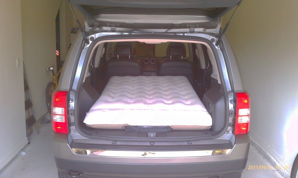 Sleeping In The Jeep Jeep Camping Jeep Patriot Jeep