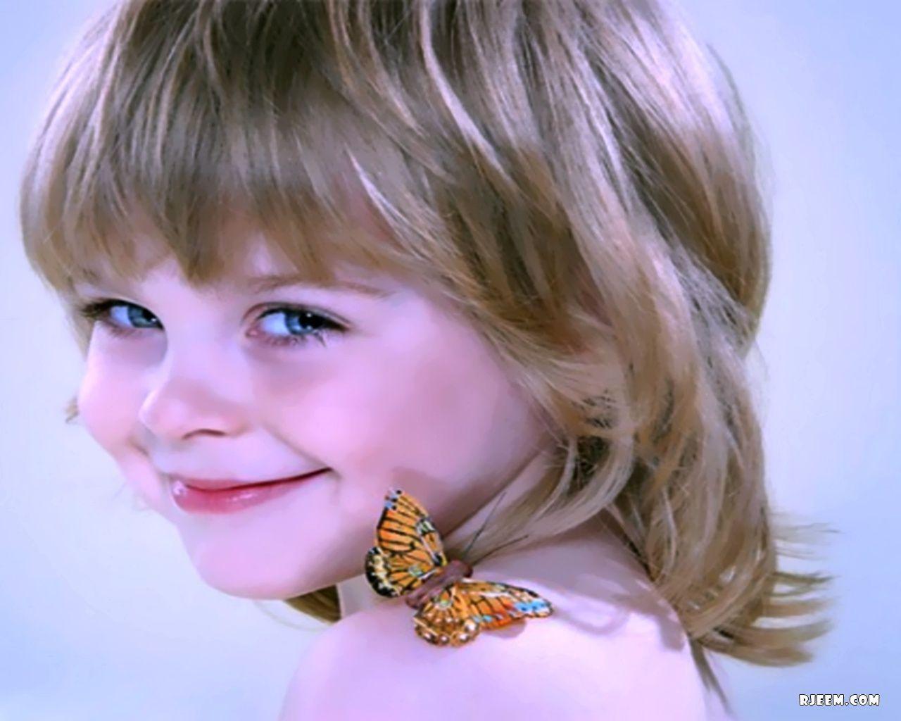 صور اطفال تبتسم جميلة بنات واولاد صغار Fashion Baby Pictures Earrings