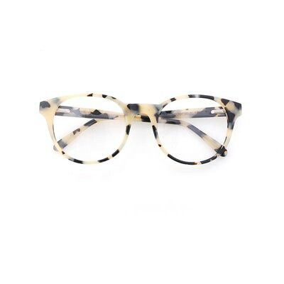61fbd220a Cream tortoise shell glasses   Glasses in 2019   Womens glasses ...