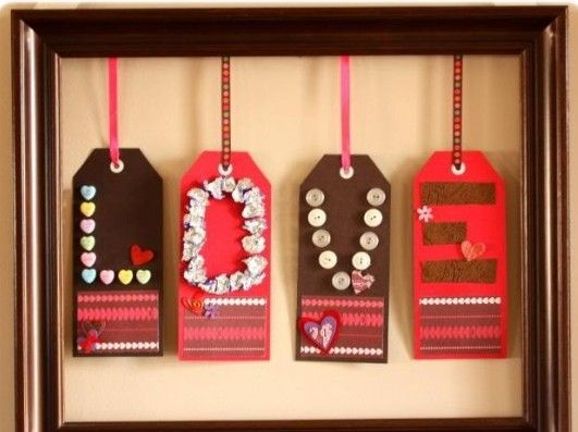 Simple Homemade Valentines Day Gifts For Boyfriend Photo