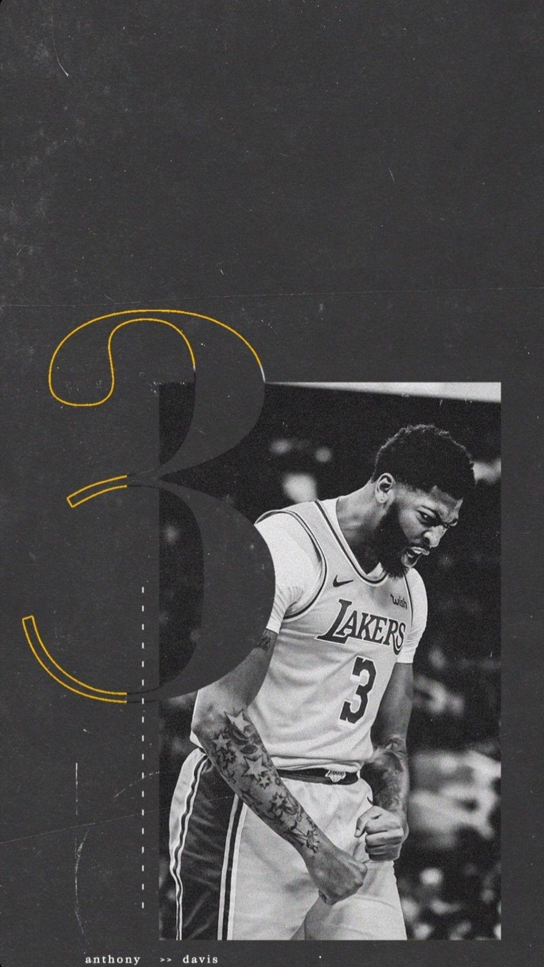 Anthony Davis Wallpaper Anthony Davis Lakers Wallpaper Nba Pictures