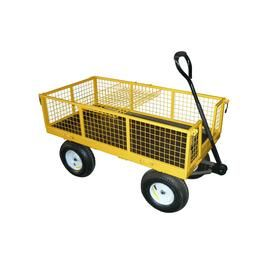 Garden Plus 6 Cubic Foot Steel Yard Cart I Have One