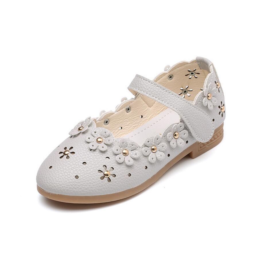 Kkabbyii flower girls shoes korean flat heel children leather shoes kkabbyii flower girls shoes korean flat heel children leather shoes princess party wedding single shoe infantis izmirmasajfo