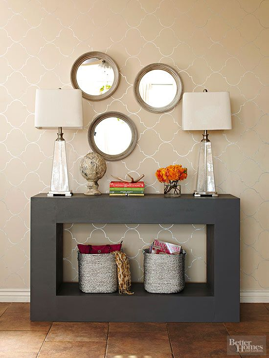 50 Small Space Decorating Tricks: Style For A Townhouse: Decorating Tricks To Know