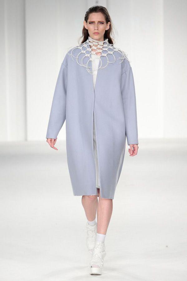 Shristi Rai Uca Rochester Graduate Fashion Week 2014 Innovative Knitwear Fashion