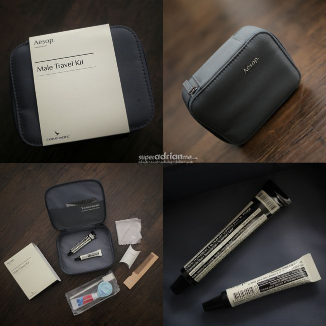 Cathay Pacific Travel Amenities Clients First Collectables Transportation Collectables