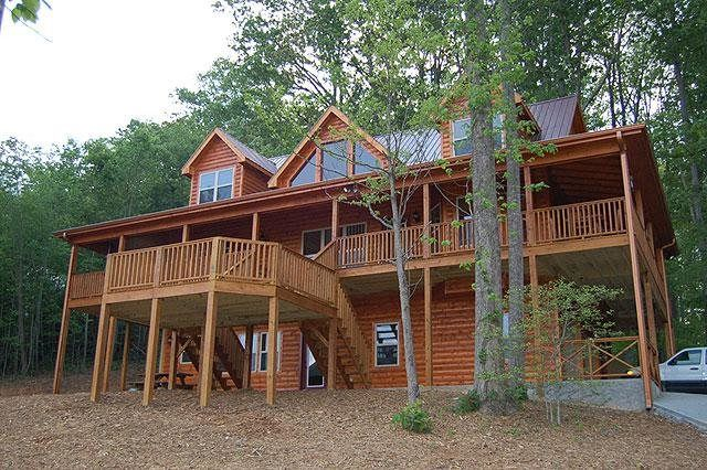 Lake Chatuge Vacation And Cabin Rentals Young Harris And Hiawassee