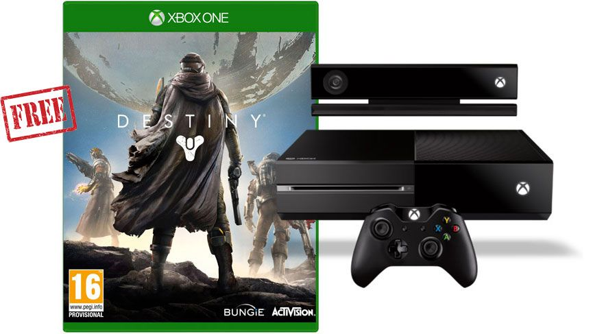 """Update 9/12/14 The Microsoft """"Buy an Xbox One, Get a Free"""