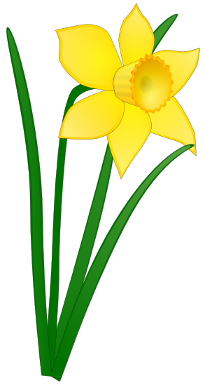 Easter Flowers Clip Art