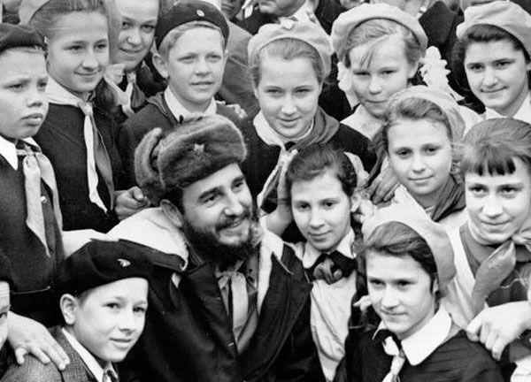 Conexion Cubana - Viaje a Moscú