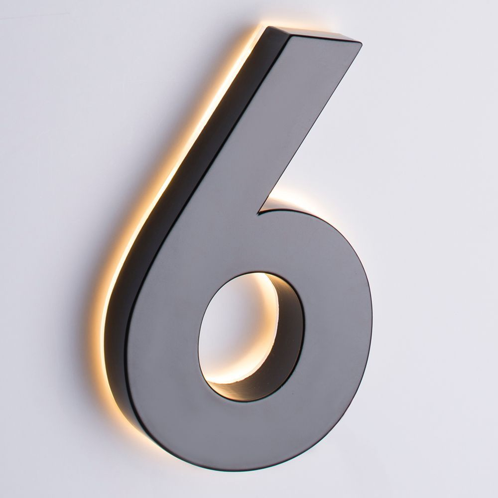 Trusted Canadian Brand Since 1948 Taymor Has Proudly Designed And Manufactured Architectural Hardware Prod Metal House Numbers Led House Numbers House Numbers
