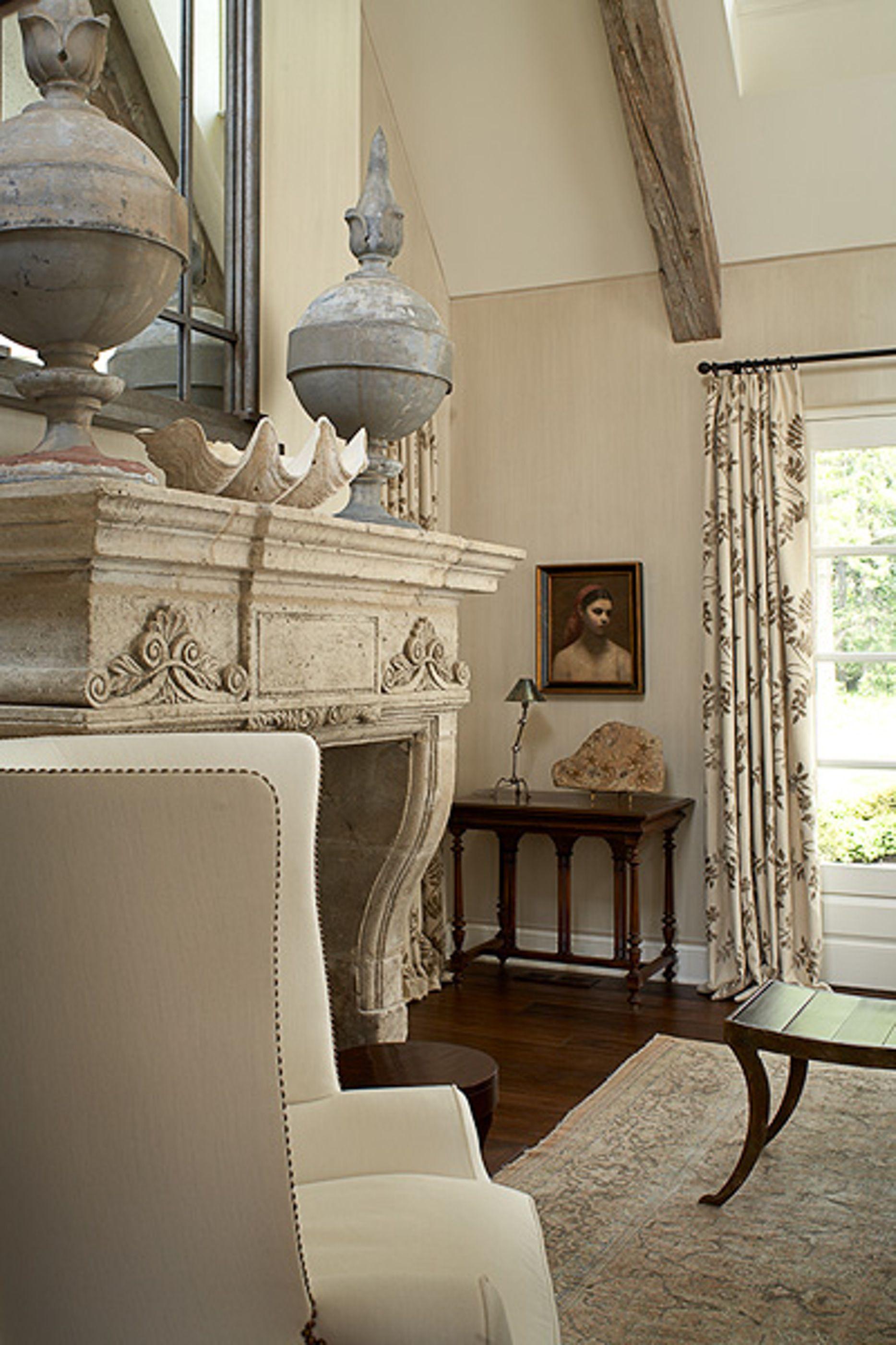 Frank Ponterio Interior Design Portfolio Interiors French Provincial Transitional Living Roomixlib