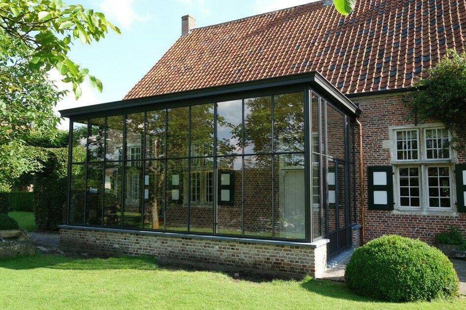 Seby veranda glass extension pinterest veranda terras en ontwerp
