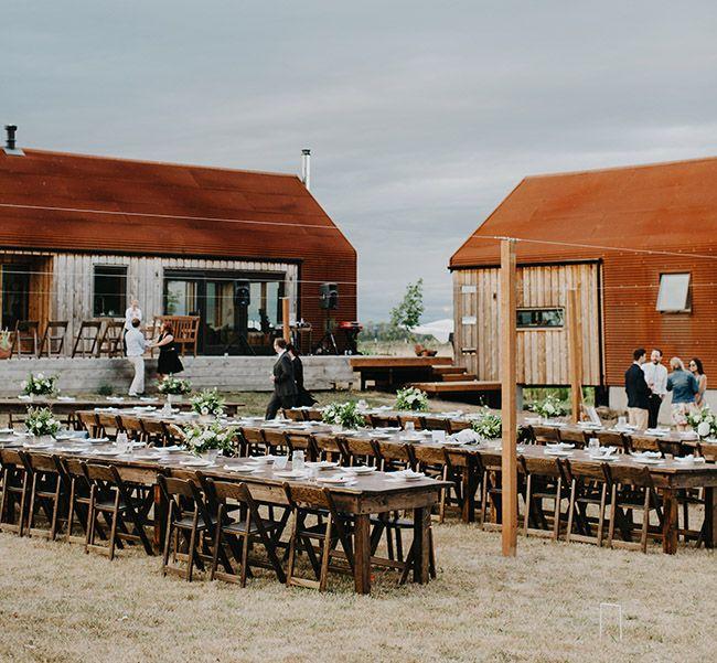 Rustic Sauvie Island Wedding Summer Patrick