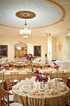 Elegant Washington Dc Ballroom Wedding Washington Dc Wedding
