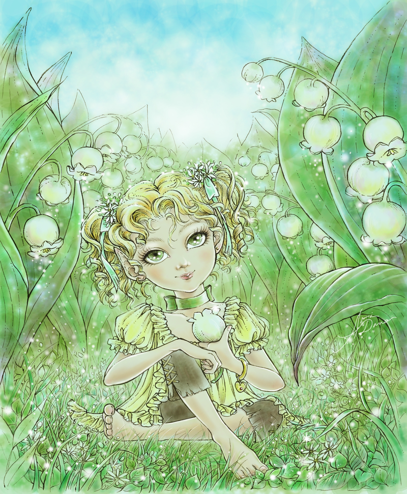 The Arrival Of Spring By Aruarian-dancer On DeviantArt
