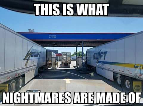 Ustrailer With Images Trucker Quotes Truck Memes Trucks