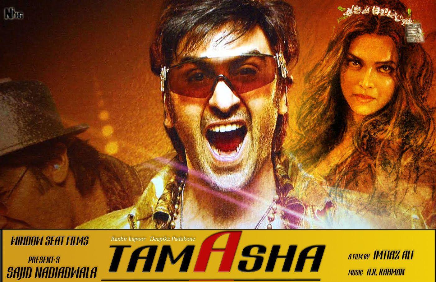 Tamasha Official Trailer - Deepika Padukone and Ranbir ...