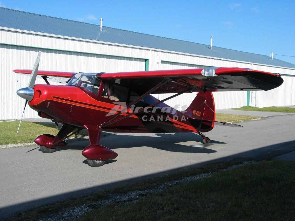 1955 Piper PA22150 Pacer for sale in Calgary, AB Canada