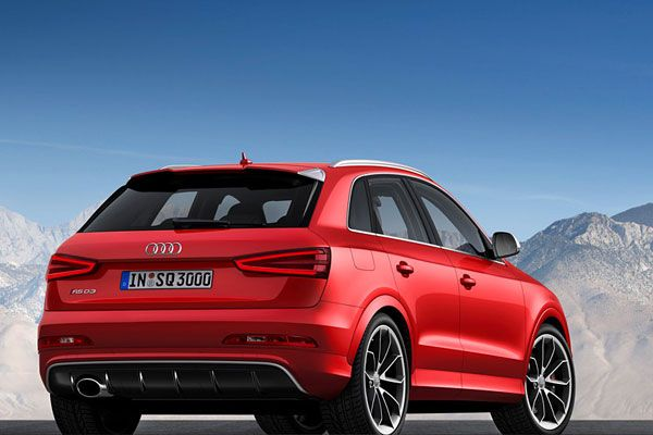 Rs Q3 Ready For Anything Audi With Images Audi Q3 Audi Rs