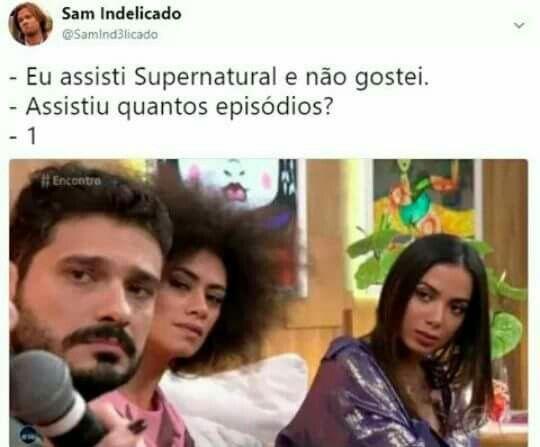 Spn Memes Supernatural Dean Winchester Comedy I Love Jokes