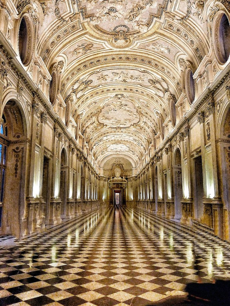 Palazzo Reale The Royal Palace Of The House Of Savoy In Turin Italy Turin House Of Savoy Architecture