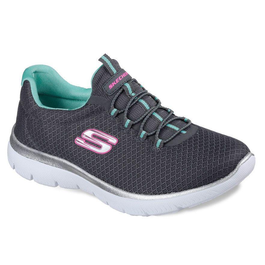 Skechers Summits Women's Shoes, Size: 6.5, Brt Green