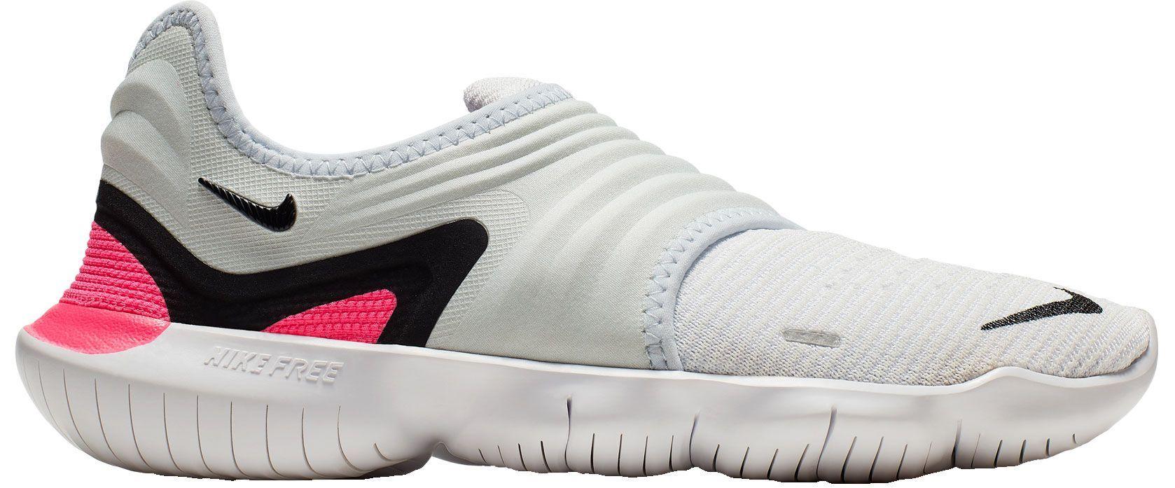 Nike Women's Free RN Flyknit 3.0 Running Shoes in 2019