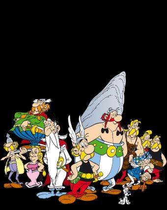 Asterix Asterix Fun Comics Funny Comics Comic Books