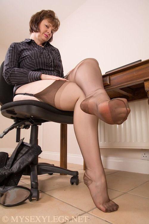 pov porn stockings