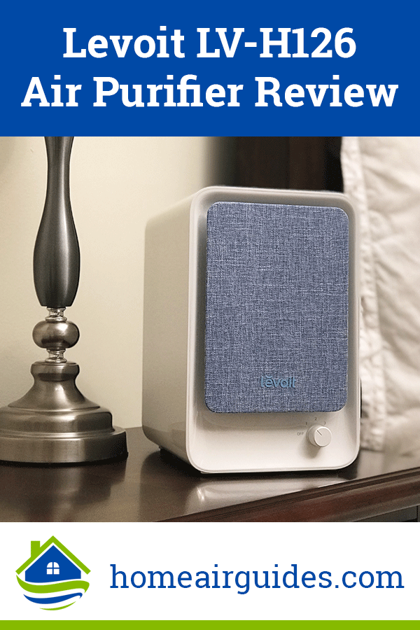Levoit LVH126 Review Air purifier, Air purifier