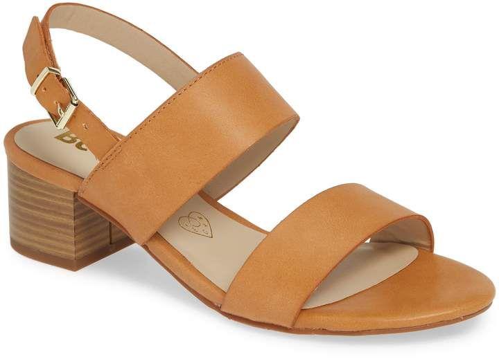 fdd647a2c1f5 Women's Bc Footwear Gardenia Vegan Leather Sandal, Size 6 M - Black ...