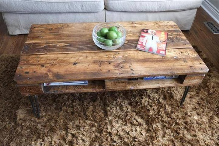 skid pallet ideas. 15 adorable pallet coffee table ideas   tables, furniture and pallets skid i