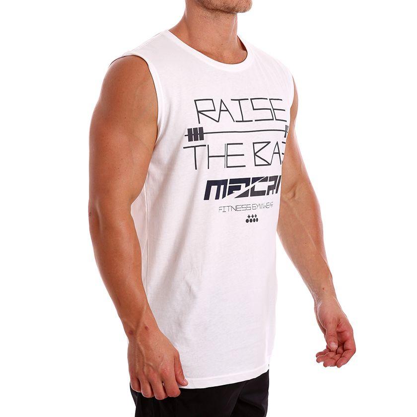 803ab3b8a7ebc6 Macri Never Settle. Gym Training Apparel