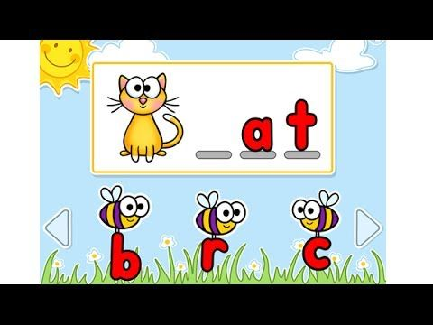 Busy Bees Interactive Powerpoint Game Beginning Sounds Cvc Words Prac Interactive Powerpoint Classroom Banner Kindergarten Crafts