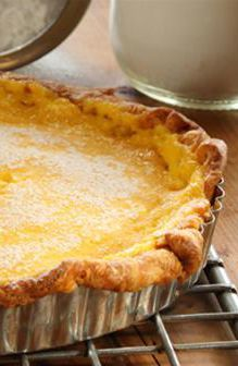 Maggie Beer S Lemon Curd Tart With Sour Cream Pastry Farmhouse Direct Farmhouseau Maggiebeer Dessert Pa Lemon Tart Recipe Lemon Curd Recipe Fruit Recipes