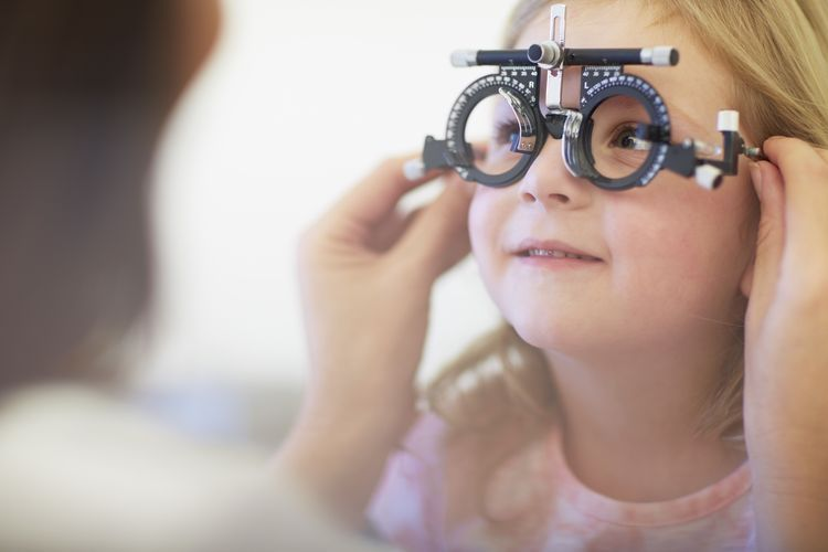11+ Childrens eye doctor near me ideas