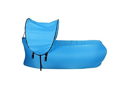 Inflatable Lounger Air Couch Chair Sofa Pouch Lazy Hammock Up Bag Lounge Outdoor At The Beach Or Camping Lay Loungers Chairs Are Best