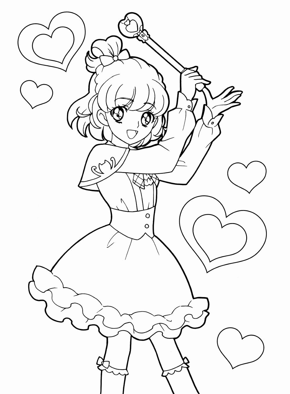 Anime School Girl Coloring Pages Lovely Lineart Coloring Stuff Image By Nicole Kulp In 2020 Sailor Moon Coloring Pages Coloring Pages For Girls Chibi Coloring Pages