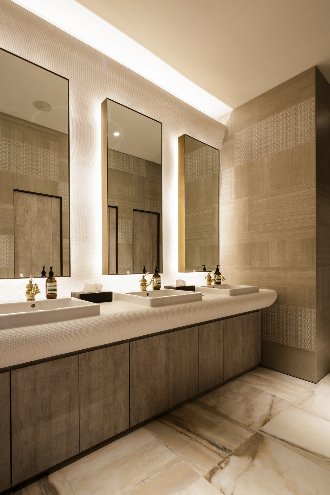 Commercial Bathroom Design Inspiring Well The Janeti Model Interiors And Exteriors Pinterest