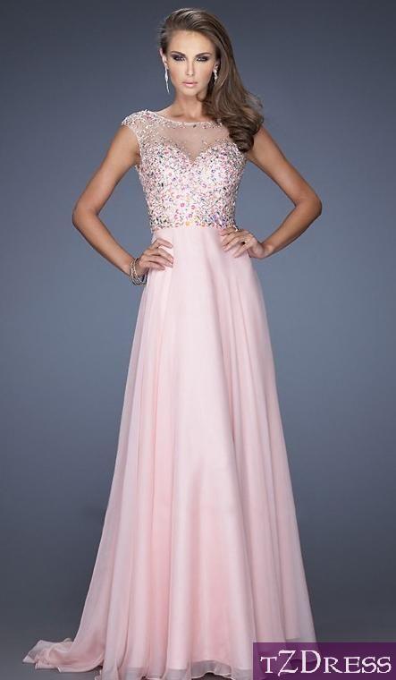 pink prom dress pink prom dresses