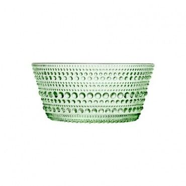 Iittala Kastehelmi Bowls - Apple Green