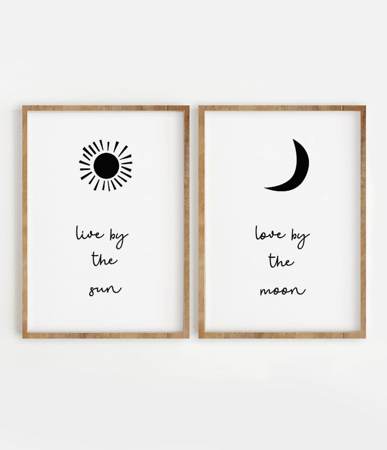 , Live by the Sun Love by the Moon Print Set of 2, Inspirational Quote Digital Download Wall Art Modern Prints Motivational Typography, My Travels Blog 2020, My Travels Blog 2020