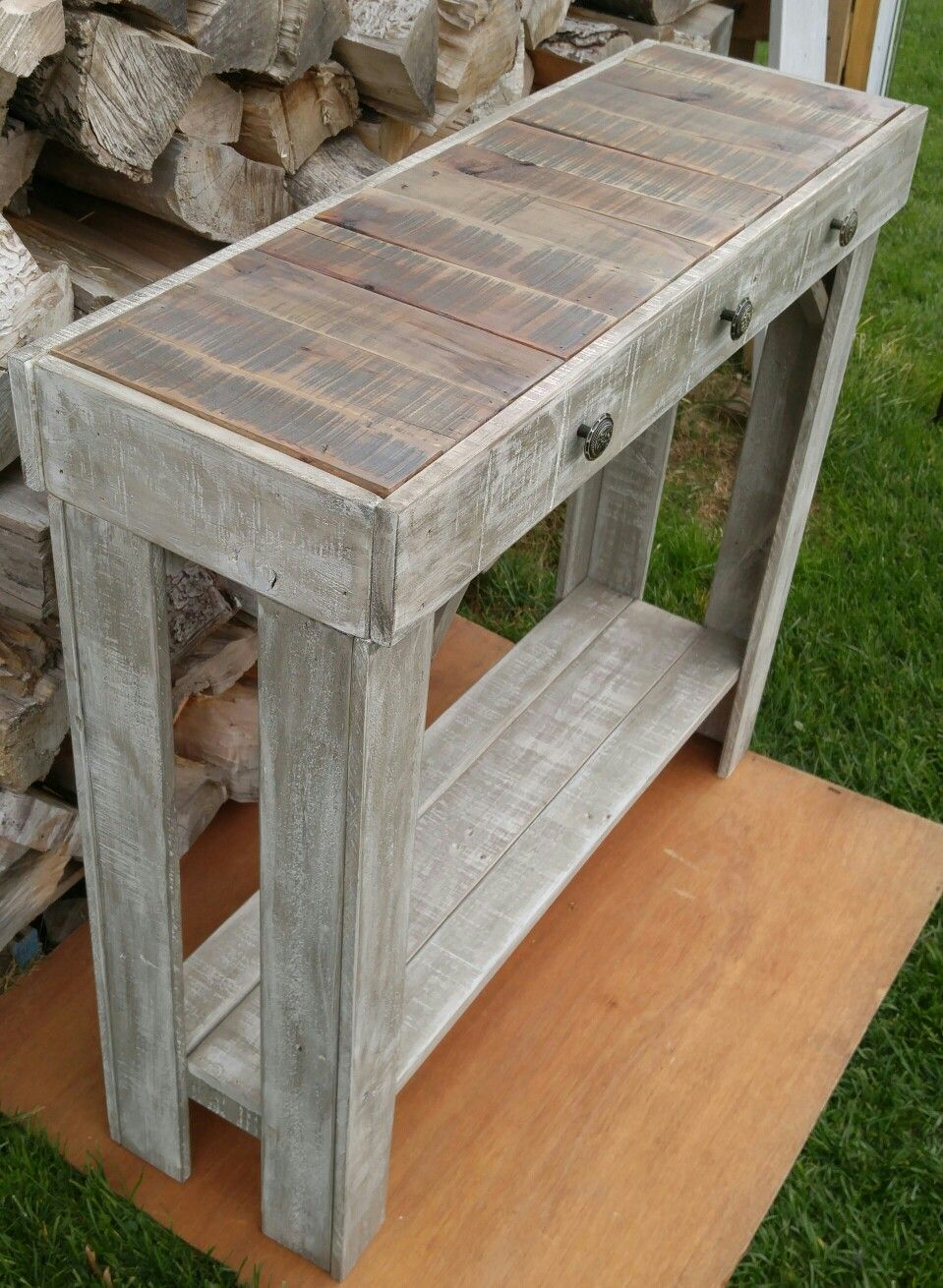 Finished Pallet Sofa Table Pallet Sofa Tables Rustic Sofa Tables Diy Sofa Table