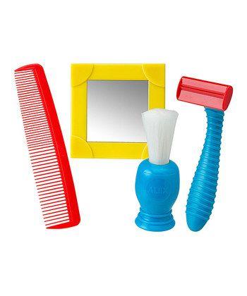 Tub Shaving Set