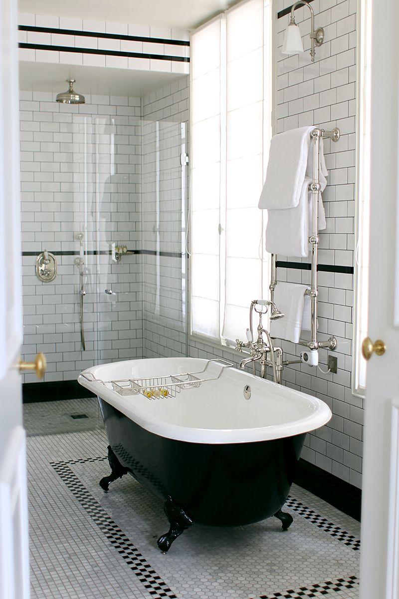 Paris Style Bathroom Decor: Travel Tip: Hotel Providence Paris