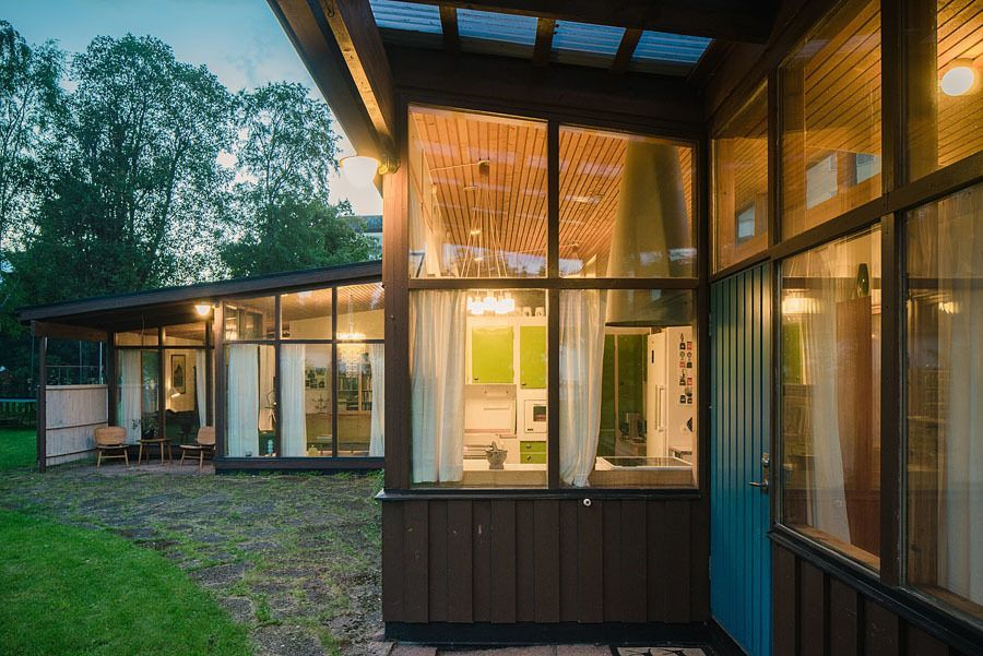 Cali Modernism Meets Scandi Style in 1950s Villa Asking $827K - Curbed
