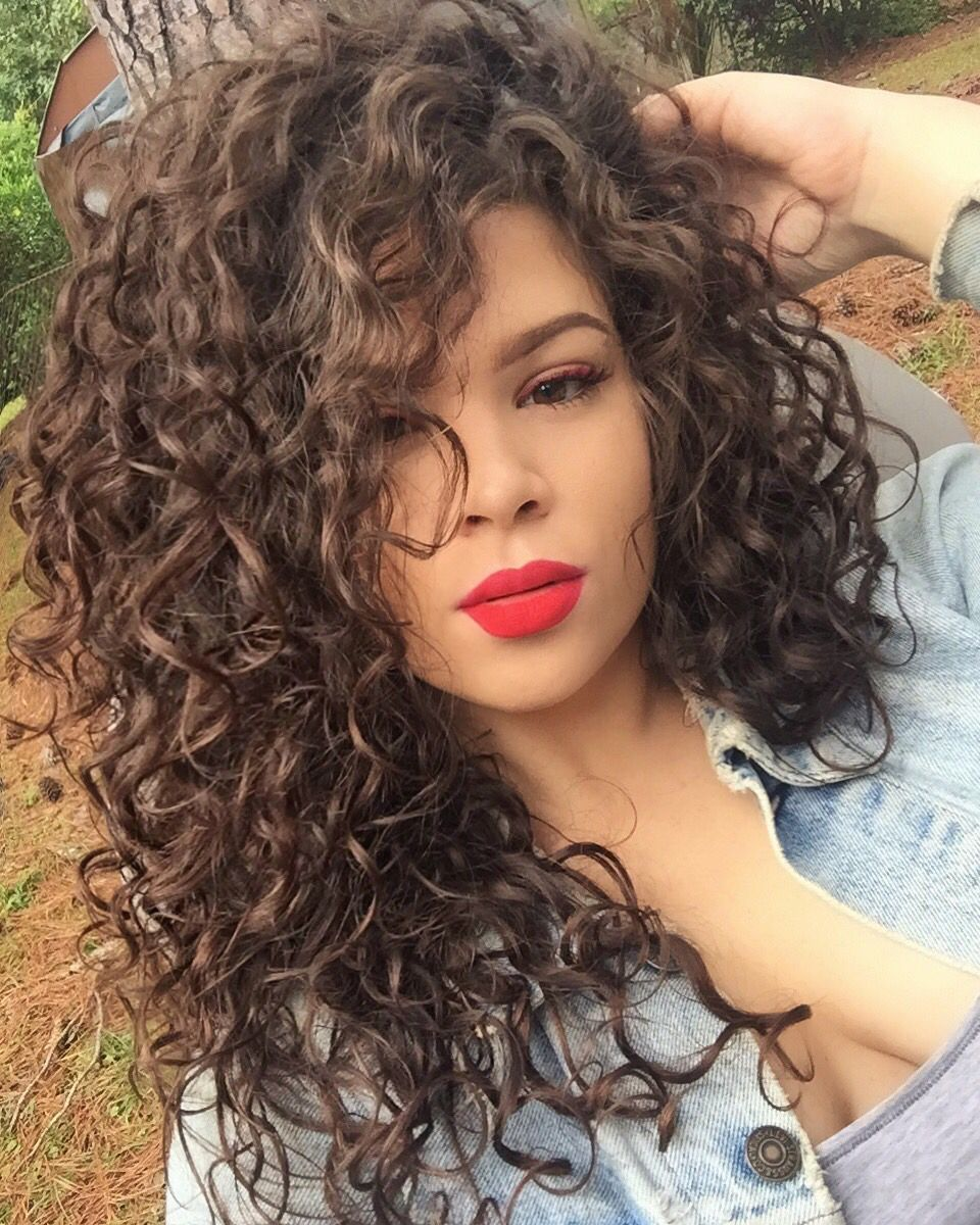 Instagram Vivalacathy Curlyhair Naturalhair 3a 3b Curls With